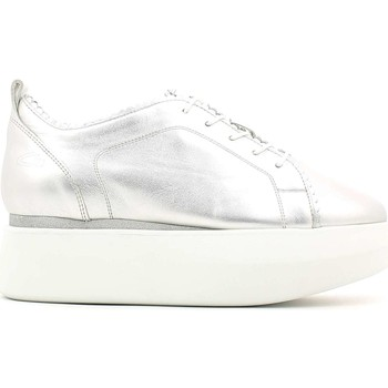 Shoes Women Low top trainers Alberto Guardiani SD56451A Sneakers Women Silver Silver