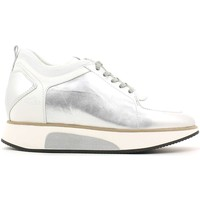 Shoes Women Low top trainers Alberto Guardiani SD56545B Sneakers Women Silver Silver