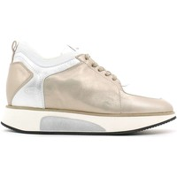 Shoes Women Low top trainers Alberto Guardiani SD56545D Sneakers Women Silver Silver
