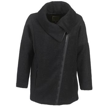 Clothing Women Coats Bench SECURE Black