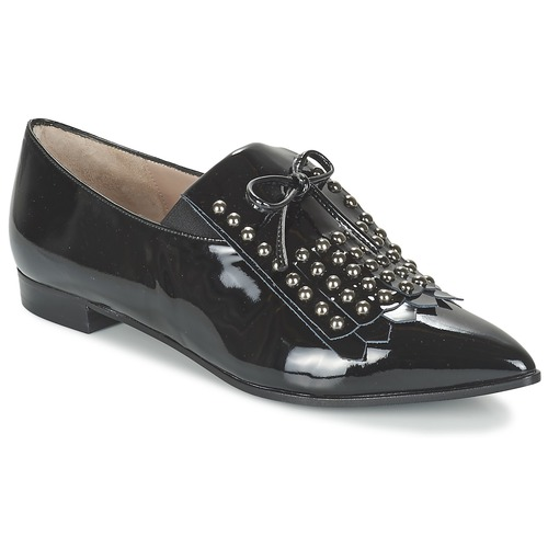 Shoes Women Derby Shoes Paco Gil PARKER Black