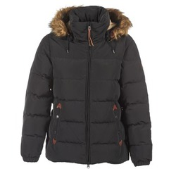 Clothing Women Duffel coats Aigle OLDHAVENY Black