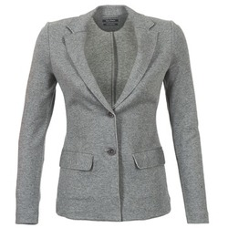 Clothing Women Jackets / Blazers Marc O'Polo COMALIA Grey