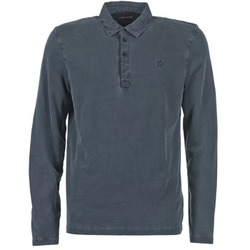 Clothing Men long-sleeved polo shirts Marc O'Polo CANGADO Marine