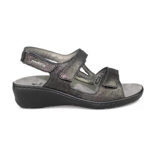Shoes Women Sandals Mephisto JASMINE BLACK