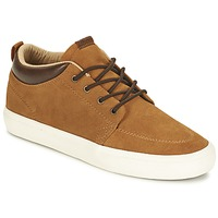 Shoes Men Hi top trainers Globe GS CHUKKA CAMEL