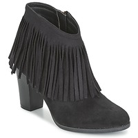 Shoes Women Ankle boots Elue par nous VOPBIL Black