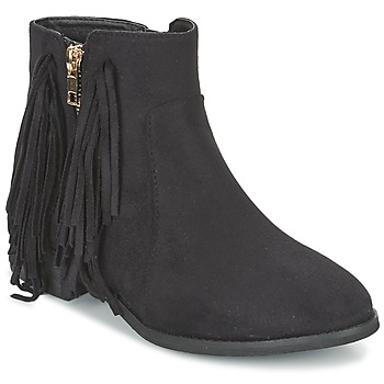 Shoes Women Mid boots Elue par nous VOPFOIN Black