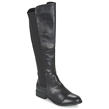 Shoes Women High boots Elue par nous VORETTE Black