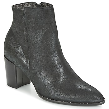 Shoes Women Ankle boots France Mode OLFY Black