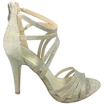 Shoes Women Sandals Cassis Côte d'Azur Sandales Multibrides Ouvert Oria Argent Silver