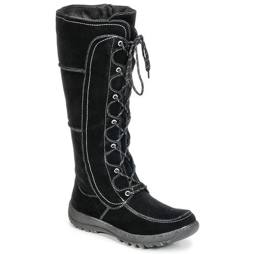 Shoes Women High boots Wildflower MORIA Black