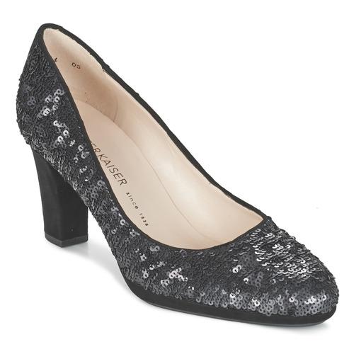 Shoes Women Heels Peter Kaiser KOLIN Black / Sequins