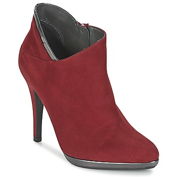Shoes Women Shoe boots Peter Kaiser PALE Ruby / Suede
