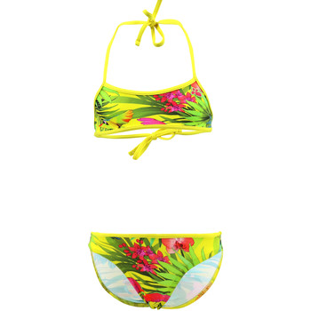 Clothing Girl Bikinis Lolita Angel 2 Pieces Multicolor Children Bra Swimsuit Rio Colletage Yucatan MULTICOLOUR