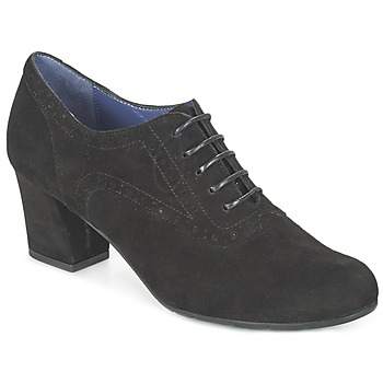 Shoes Women Shoe boots Perlato HELVINE Black