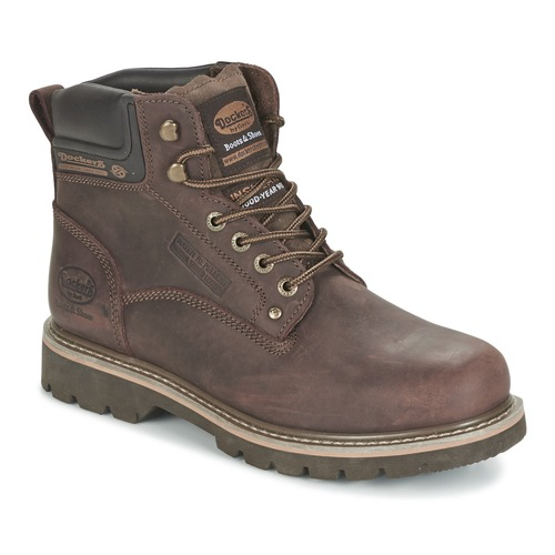 Shoes Men Mid boots Dockers by Gerli IRETOK Cafe
