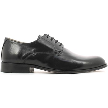 Shoes Men Brogues Fontana 5577-N Elegant shoes Man Black Black