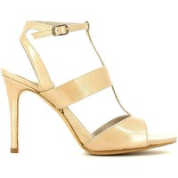 Shoes Women Sandals Grace Shoes 178 High heeled sandals Women Nude Nude