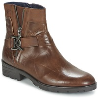 Shoes Women Mid boots Dorking NALA Brown