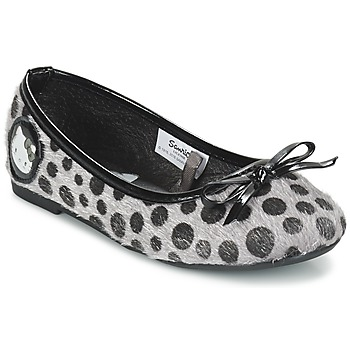 Shoes Girl Flat shoes Hello Kitty BULIA SS E Grey