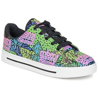 Shoes Women Low top trainers Marc by Marc Jacobs MBMJ MIXED PRINT Multicoloured