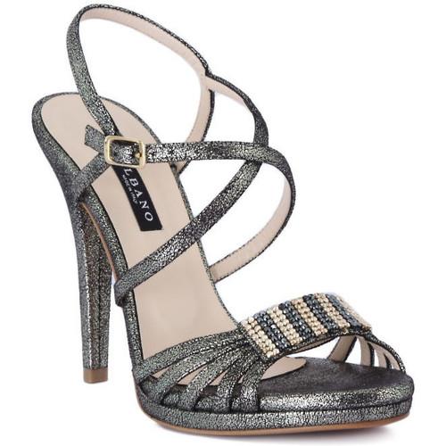 Shoes Women Sandals Albano LUX ORO Multicolore