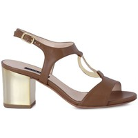Shoes Women Sandals Albano SOFT CUOIO     85,8