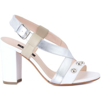 Shoes Women Sandals Albano SOFT WHITE     85,8