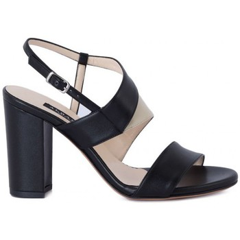 Shoes Women Sandals Albano SOFT BLACK     85,8