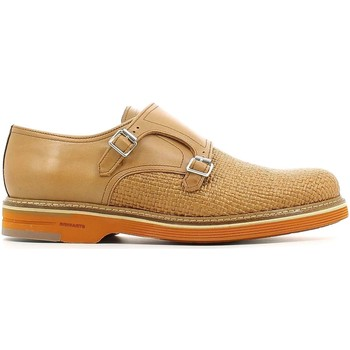 Shoes Men Derby Shoes Brimarts 317064 Elegant shoes Man Brown Brown