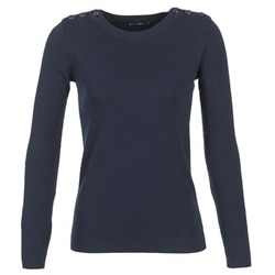 Clothing Women jumpers Petit Bateau SELBODE Marine