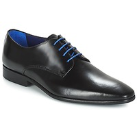 Shoes Men Derby Shoes Azzaro JORY Black