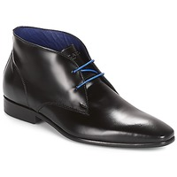 Shoes Men Mid boots Azzaro JAVOY Black