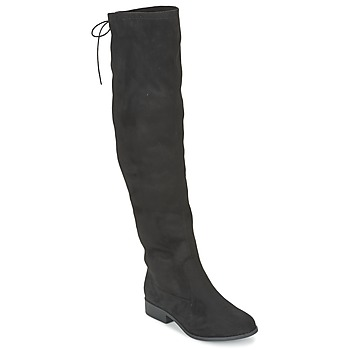 Shoes Women Thigh boots Coolway BOPPY Black