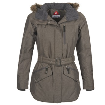 Clothing Women Parkas Columbia CARSON PASS™ II JACKET TAUPE