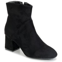 Shoes Women Ankle boots Spot on ELOUNDI Black