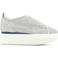 Shoes Women Low top trainers Alberto Guardiani SD56451B Sneakers Women Silver Silver