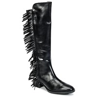 Shoes Women High boots Jonak MINA Black