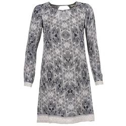 Clothing Women Short Dresses Cream BARBRA MARINE / White