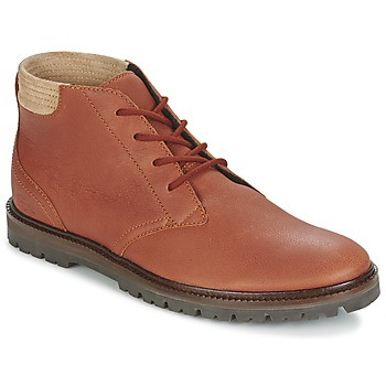 Shoes Men Mid boots Lacoste MONTBARD CHUKKA 416 1 Brown