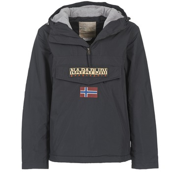 Clothing Men Parkas Napapijri RAINFOREST Black