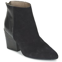 Shoes Women Ankle boots Hudson MELI CALF  BLACK