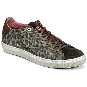 Shoes Women Low top trainers Pantofola d'Oro GIANNA 2.0 FANCY LOW Leopard