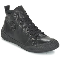Shoes Men Hi top trainers Pataugas ROCKER/N Black