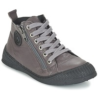 Shoes Boy Hi top trainers Pataugas ROCKET/N Grey