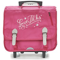 Rucksacks / Trolley bags Ikks LOVE IKKS TROLLEY CARTABLE 41CM