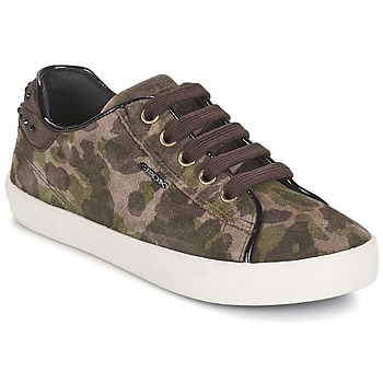 Low top trainers Geox KIWI GIRL