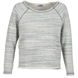 Clothing Women Sweaters Yurban FLIMANE Grey / Blue