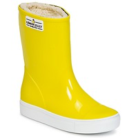 Shoes Girl Wellington boots Lemon Jelly FAIRY Yellow